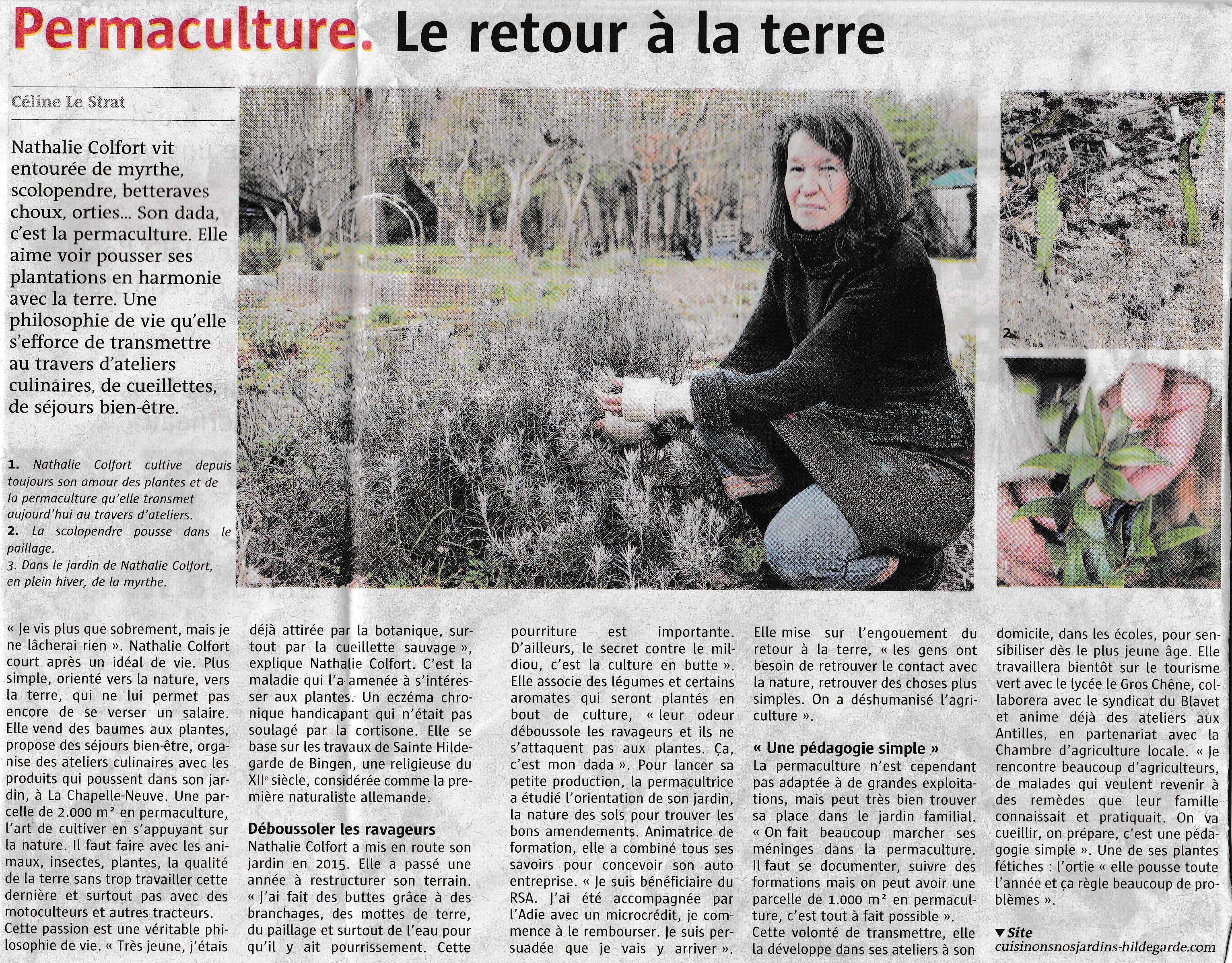 Permaculture - Bretagne