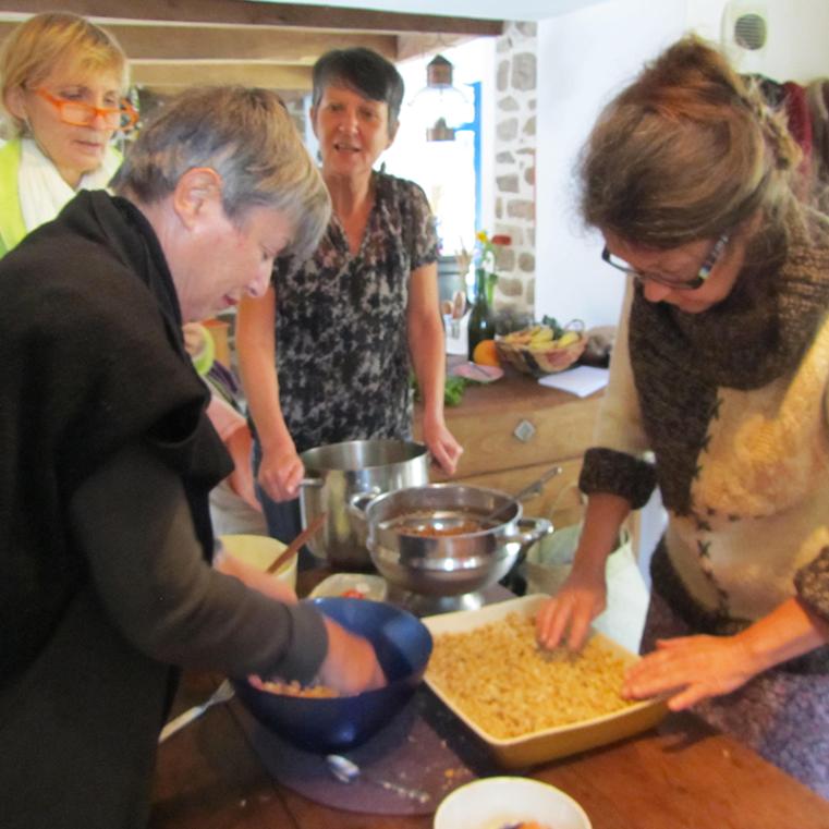 Atelier culinaire le 27 janvier de 13h30 17h30 for Jardin hildegarde