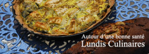 Lundis culinaires ateliers